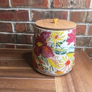 NWT Large Opalhouse decor canister